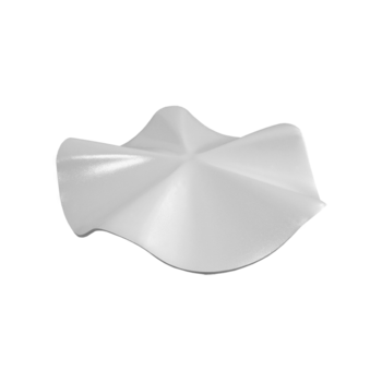 Парапетная воронка квадратного сечения с приваренным битумным фартуком  парапетная воронка квадратного сечения