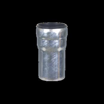 Переходник от пластиковой трубы системы KG или HT к трубе LORO