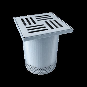 Частично перфорированный надставной элемент  частично перфорированный надставной элемент