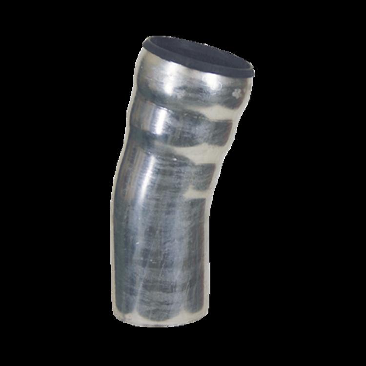 Колено для водосточной трубы LORO 15°