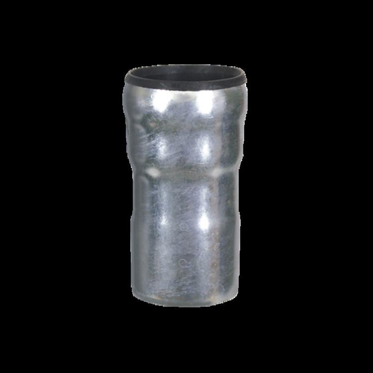 Переходник от трубы LORO к пластиковой трубе системы KG или HT