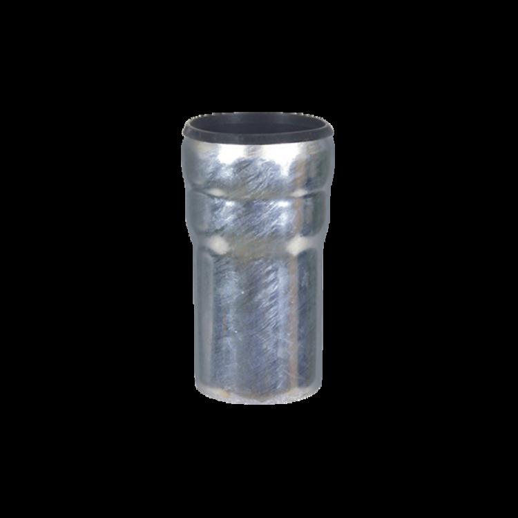 Переходник от пластиковой трубы системы KG или HT к трубе LORO от пластиковой трубы к LORO