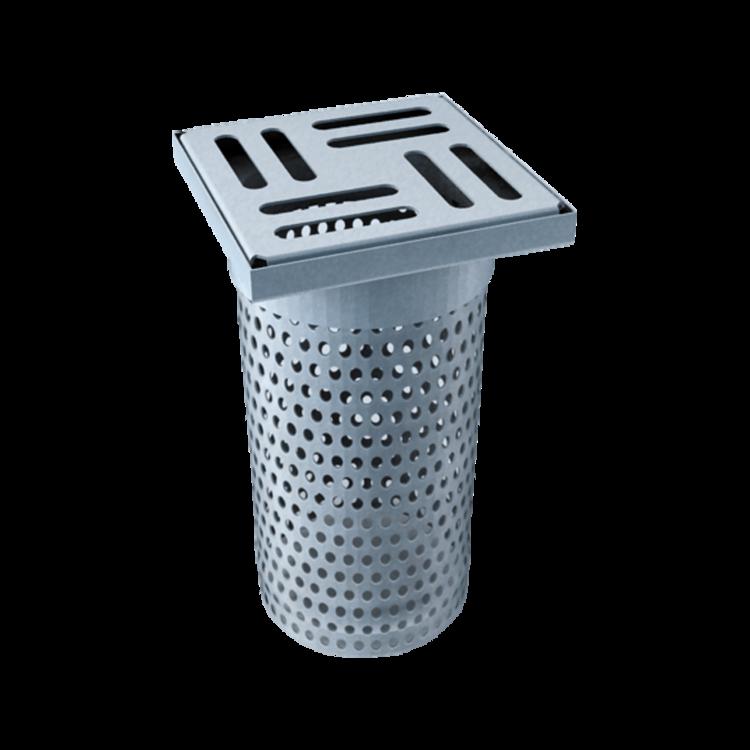 Перфорированный надставной элемент перфорированный надставной элемент